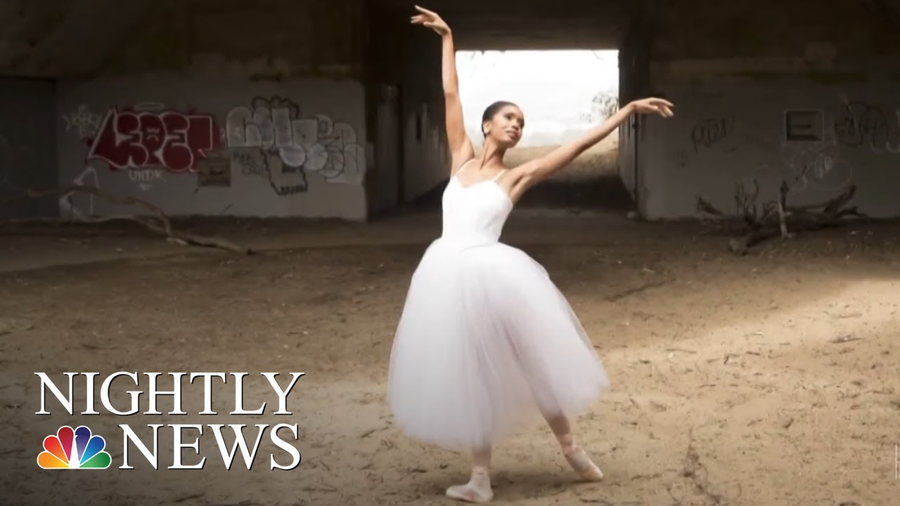 African-American Ballerina Breaks Barriers With Swan Dreams Project | NBC