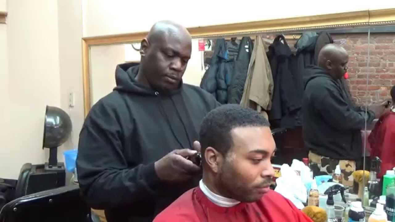 African-American Male Haircut Trends In Harlem NYC