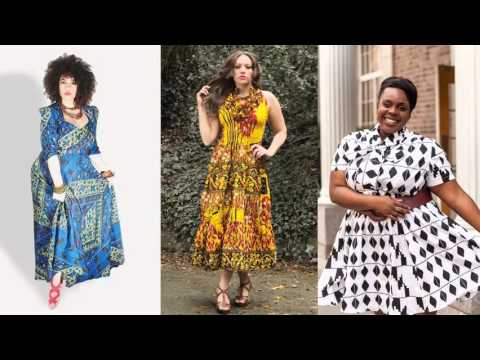 African Fashion Wear And Cloths | Plus Size African Trendy