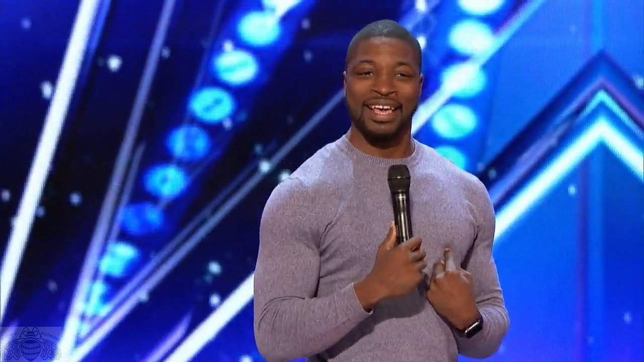 America's Got Talent 2017 Preacher Lawson Stand up Comedian Full