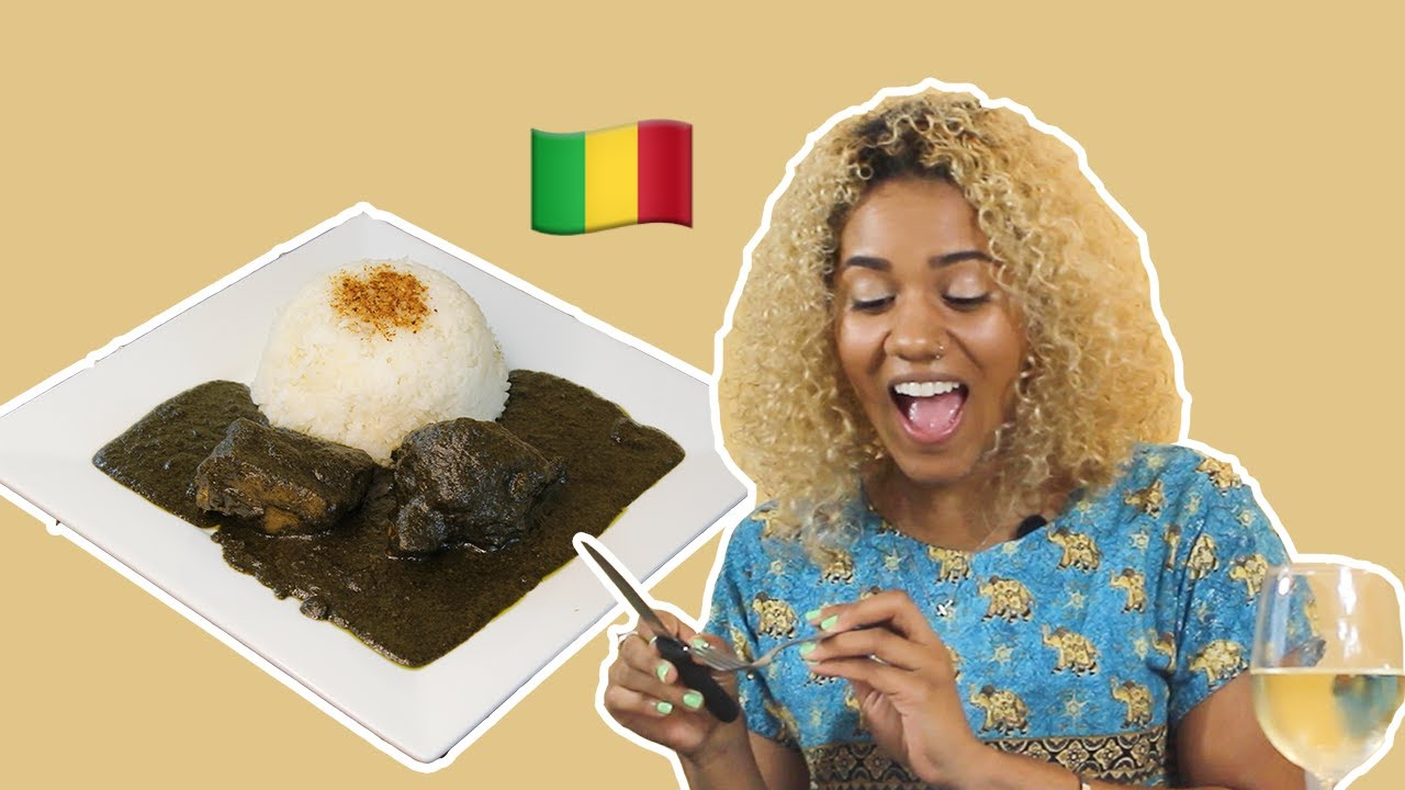 Americans Eat African Food for the First Time: Fakoye