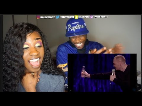 Bill Burr White vs Black Athletes and Hitler -REACTION