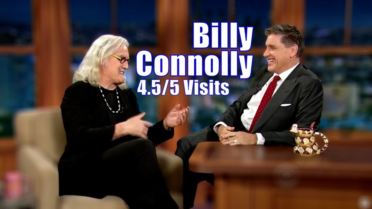 Billy Connolly – Two Scottish Stand Up Comedians Walk Into