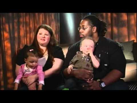 Biracial Couple Gives Birth to Twins: One Black, One White