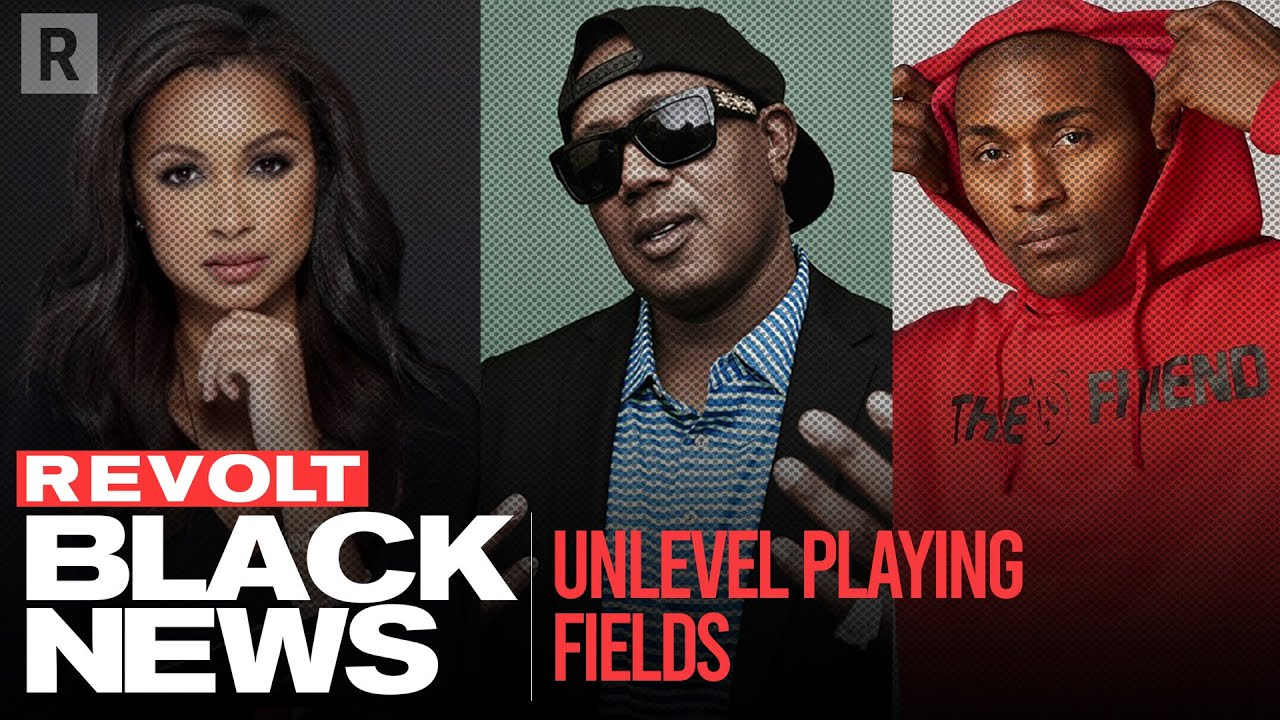 Black Athletes In Professional Sports With Master P And Metta