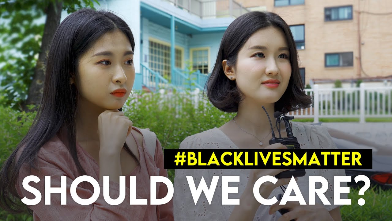Black Lives Matter: What Do Koreans Really Think About BLM