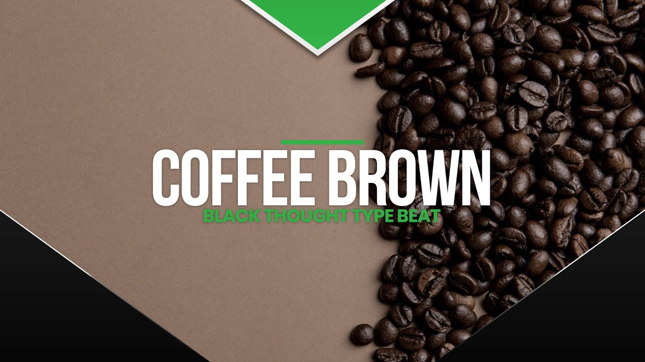 """Black Thought Type Beat 2020 """"Coffee Brown"""" 