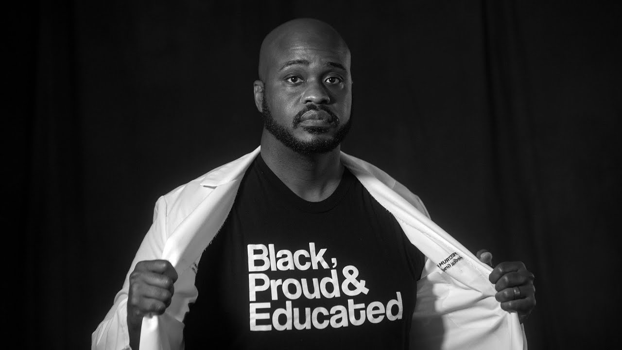 Black health care professionals experience racism