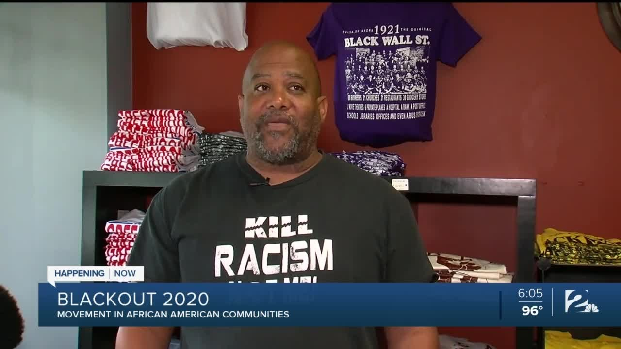 Blackout 2020: Movement in African American communities