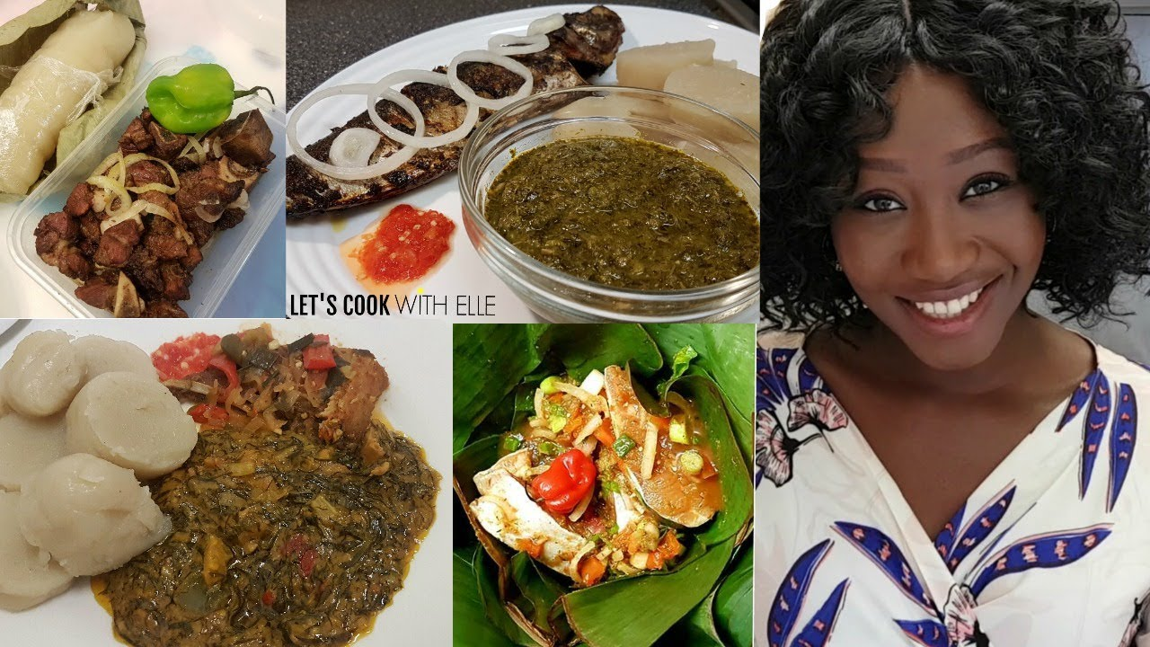 CONGOLESE | AFRICAN FOOD CHANNEL