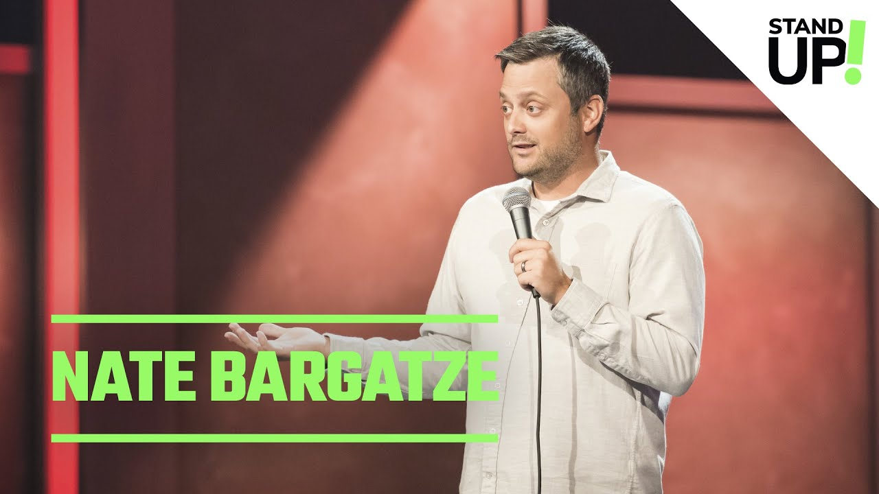 Comedian Nate Bargatze Is Cool With Fighting McDonald's Employees |