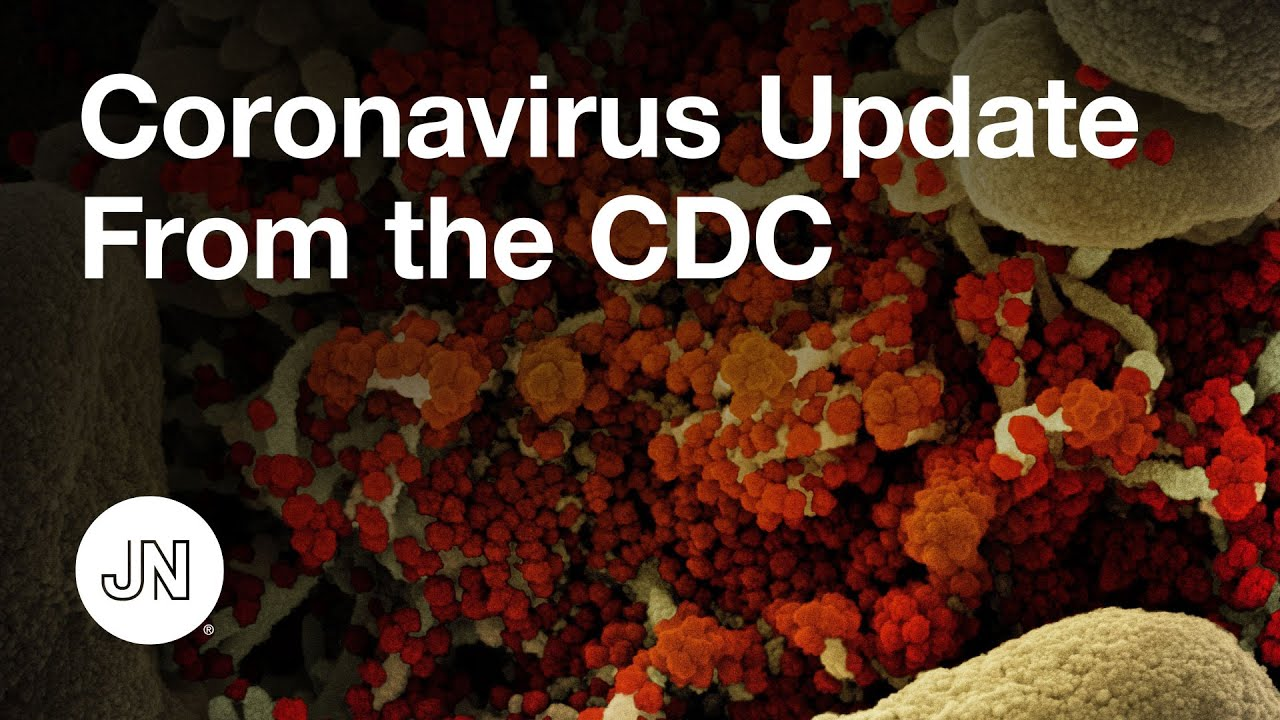 Coronavirus Update From the CDC With Robert R. Redfield, MD