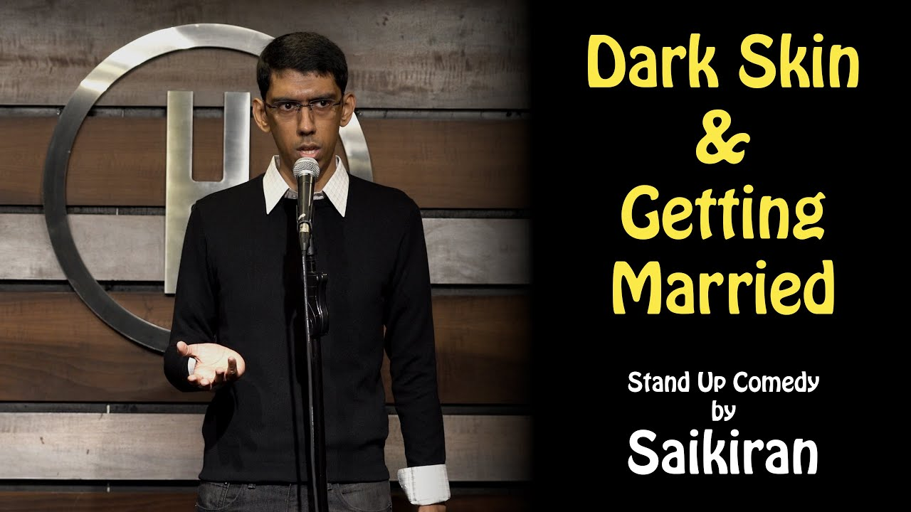 Dark Skin & Getting Married | Stand Up Comedy by