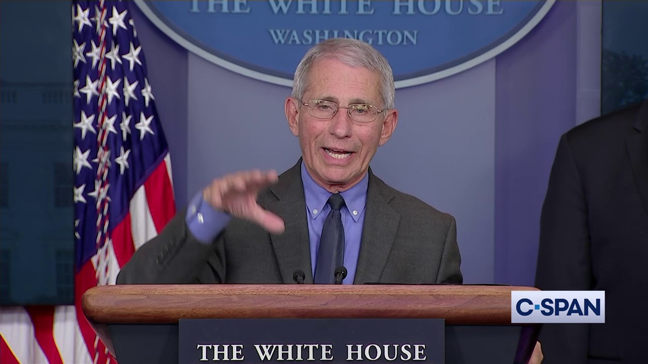 Dr. Anthony Fauci on Health Disparities in African American Community