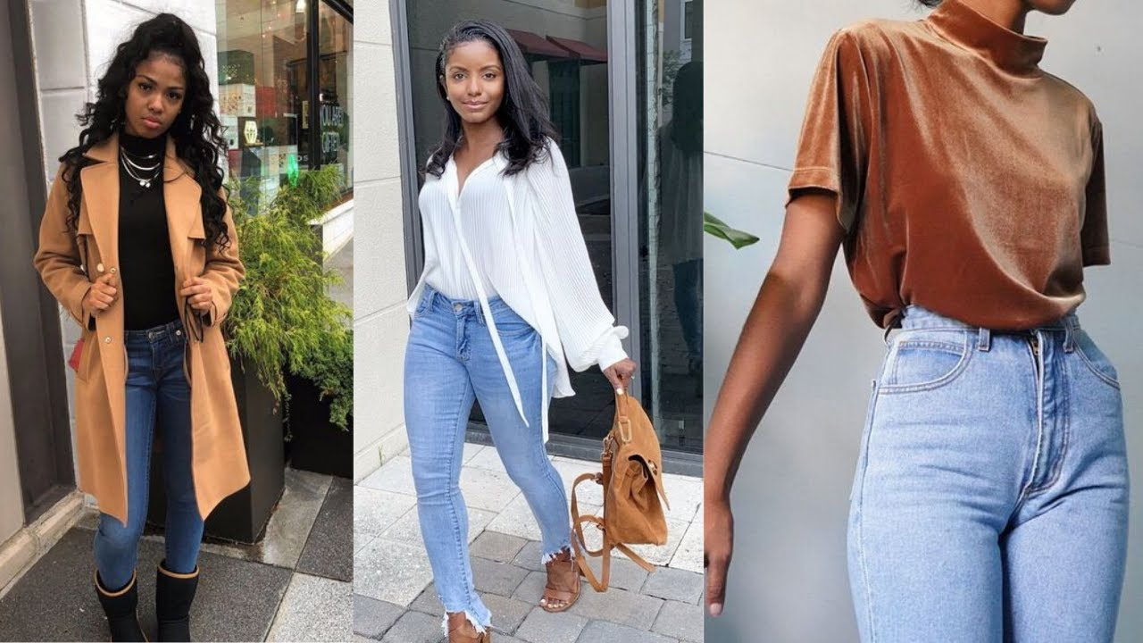 Easy Outfits To Look GOOD Everyday | Black Fashion Lookbook