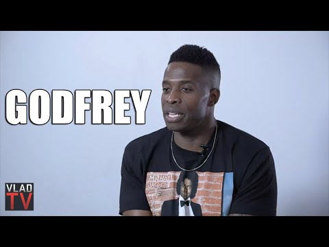 Godfrey: Black Athletes is the Only Thing that Keeps White