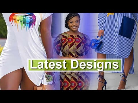Latest Fabulous African Fashion 2020 (MUST WATCH): Short Ankara Gowns,