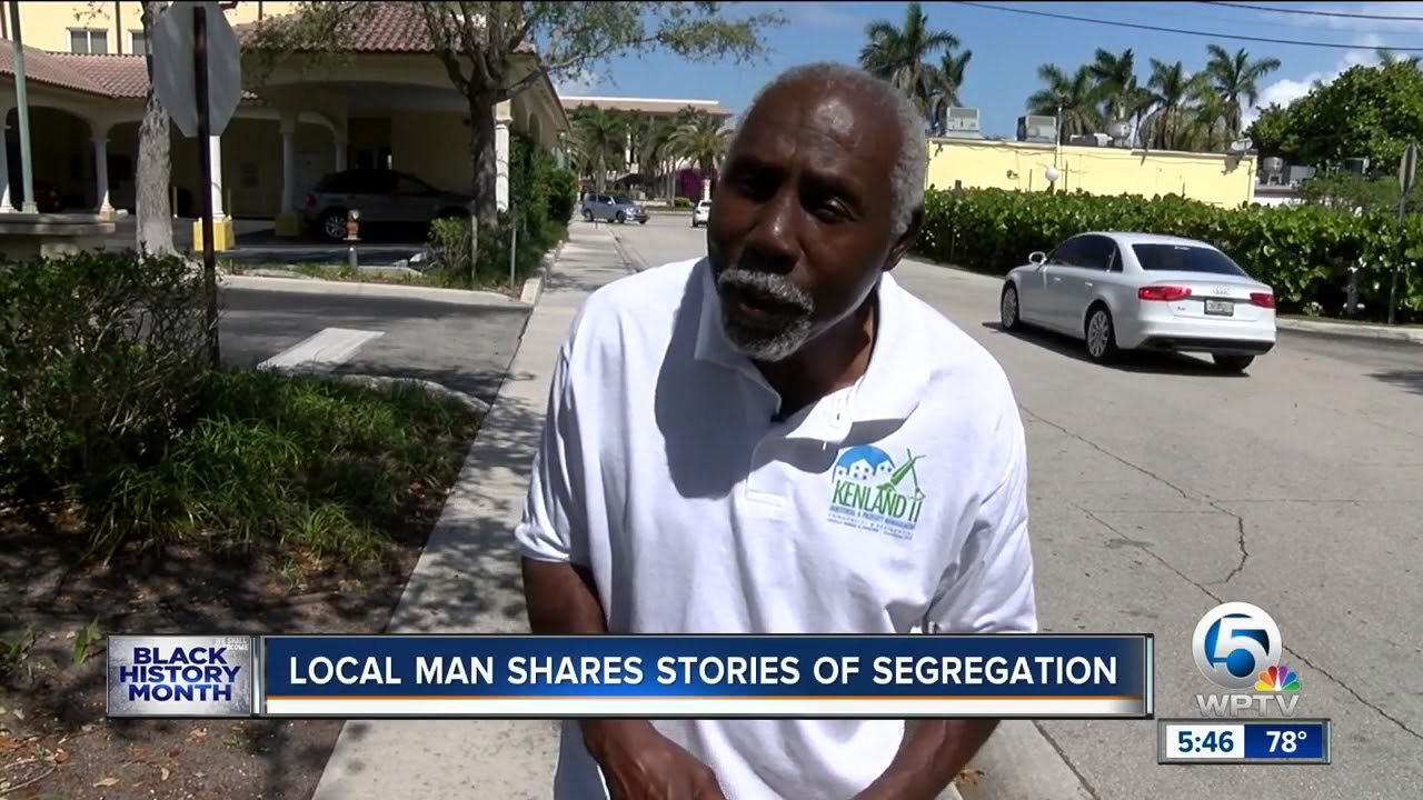 Local African American man talks about finding work in the