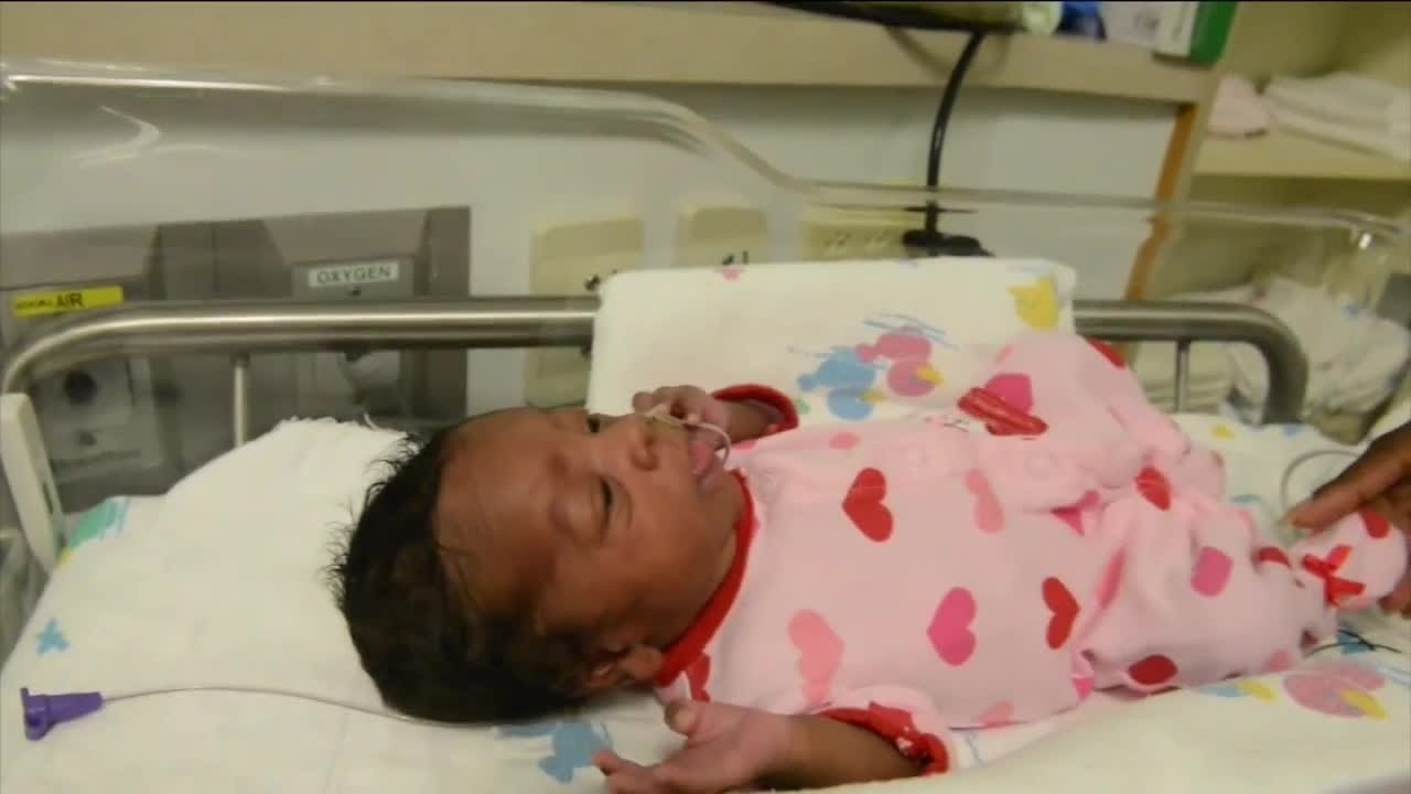 MKE African American infant mortality rates among the worst in