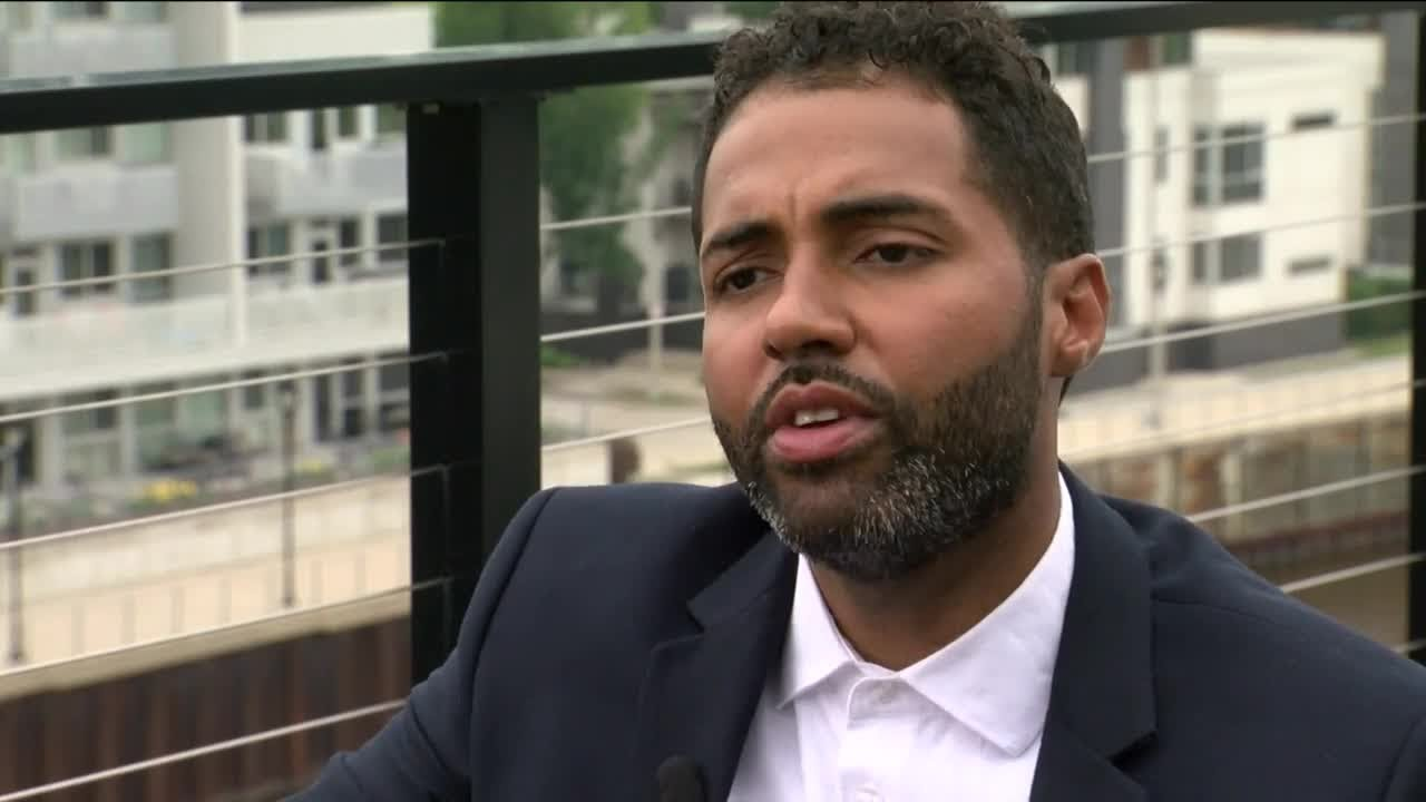 Milwaukee in Pain: Filmmaker highlights issues facing African American community