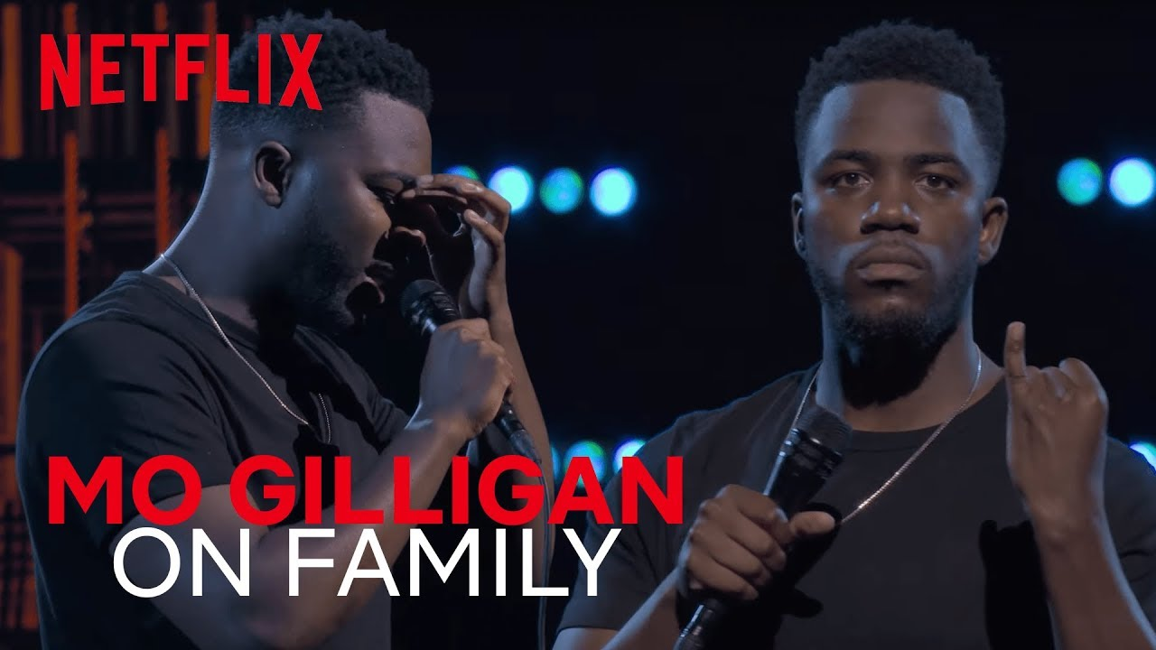 Mo Gilligan Stand-up | Every Family In A Nutshell |