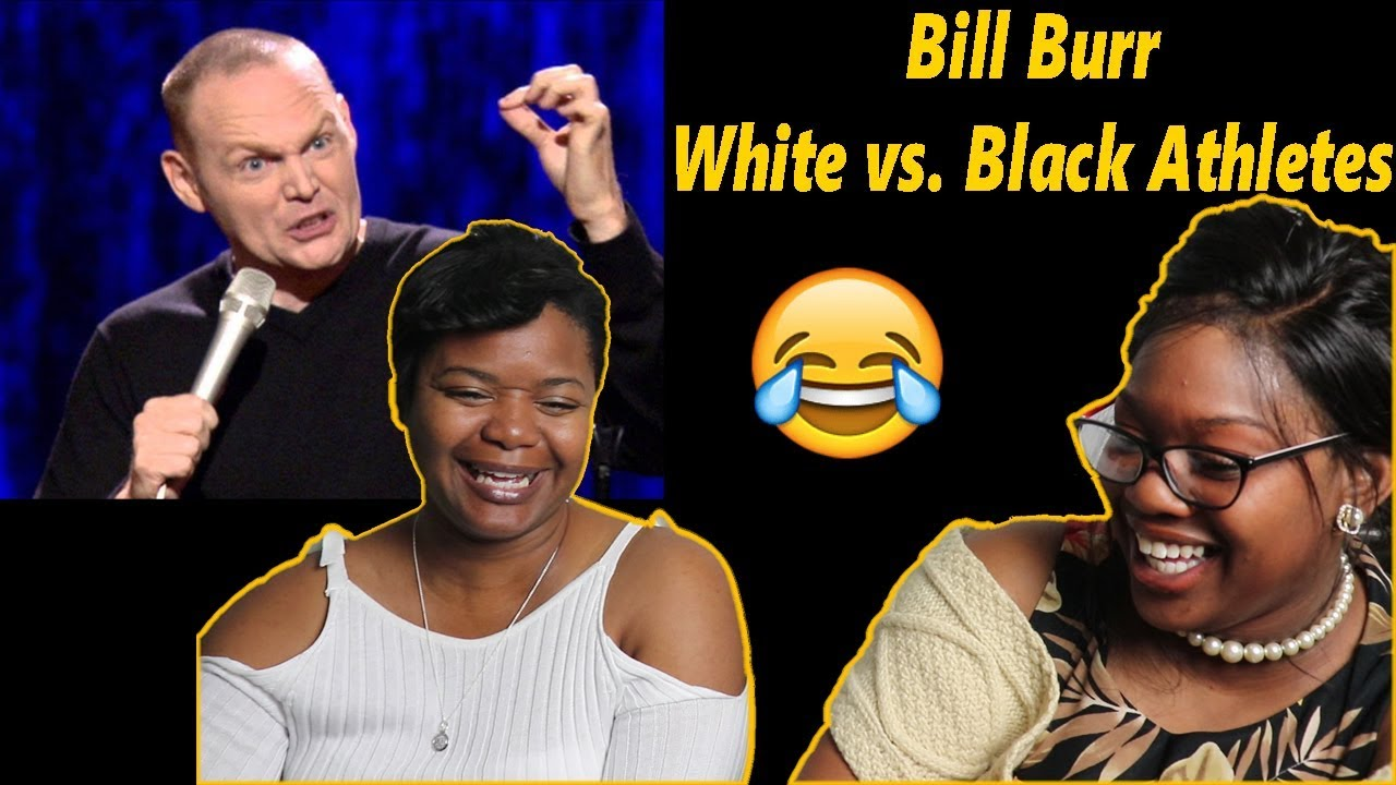 😂 Mom reacts to Bill Burr – White vs Black