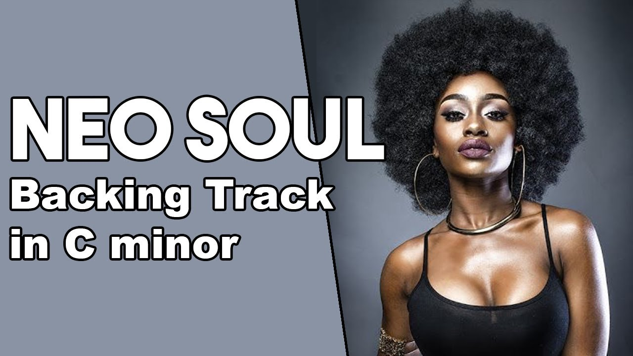 Neo Soul Backing Track in Gm