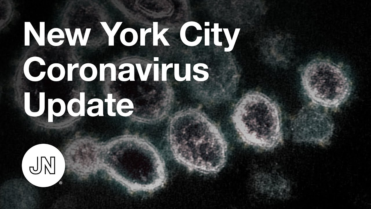 New York City Coronavirus (COVID-19) Update