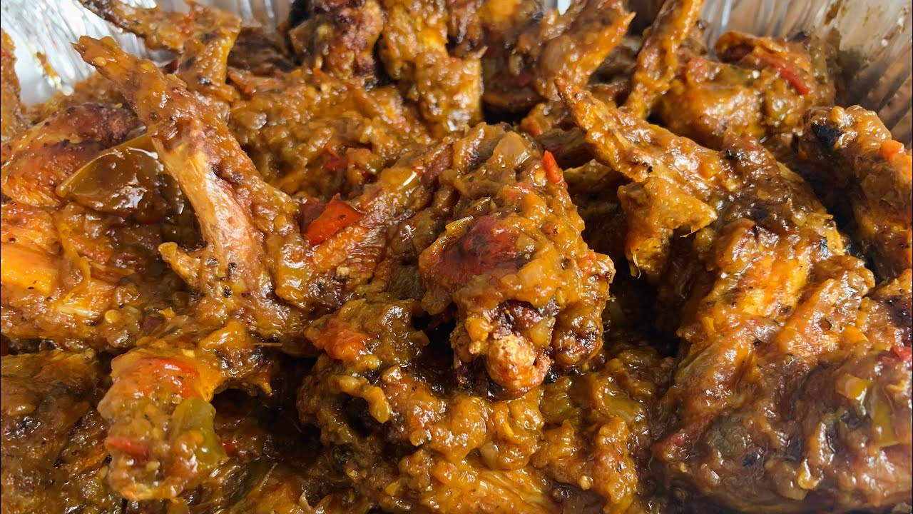 Pepper Chicken | Liberian Style | | African Food |