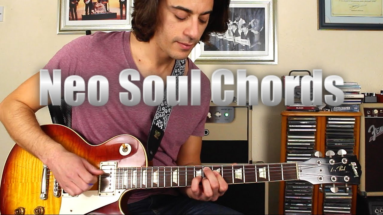 So You Wanted To Learn Some Neo Soul Chords