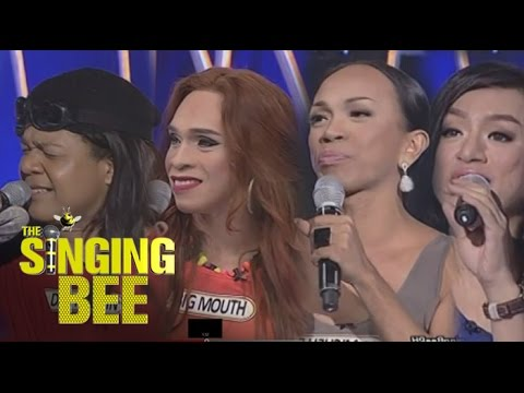 Stand-up comedian invades the Singing Bee stage   Singing Bee