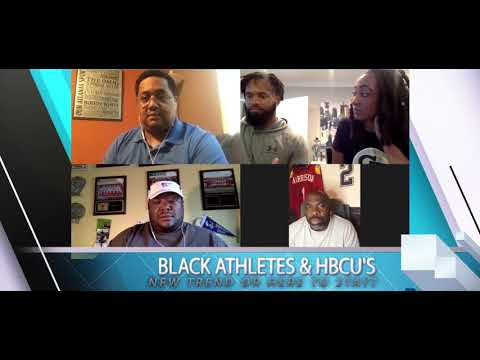 Tab Talks – Ep 1 – HBCU's & Elite Black