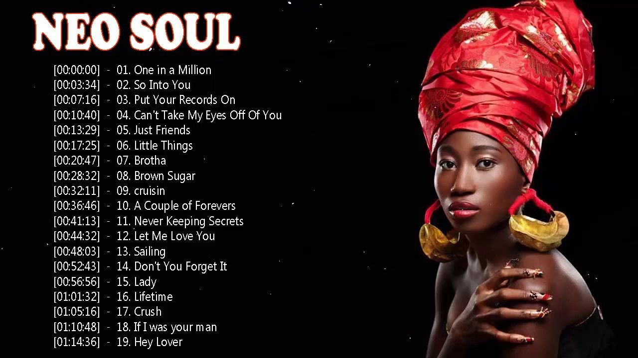 The 100 Greatest Neo Soul Songs Collection || Neo Soul