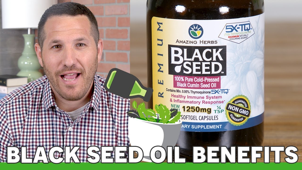 The Benefits of Black Seed Oil