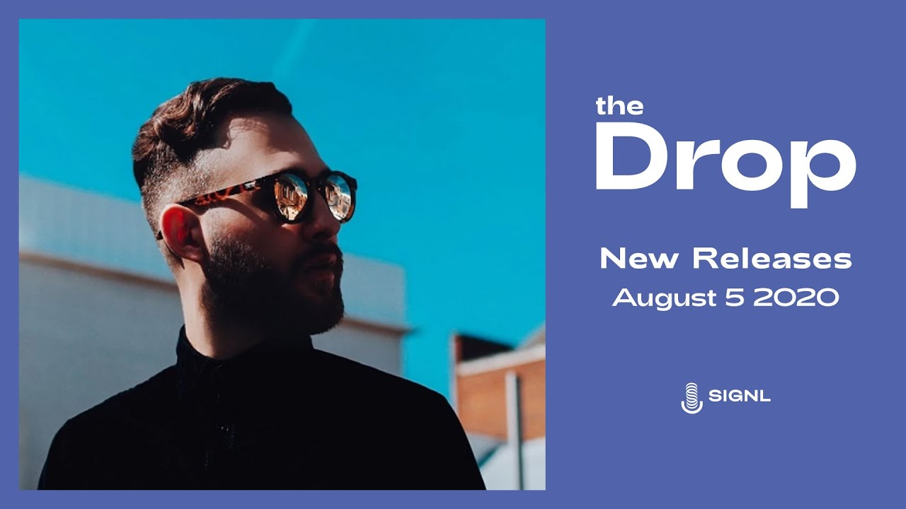The Drop: New Neo Soul, R&B, Hip-Hop, Indie Jazz Releases