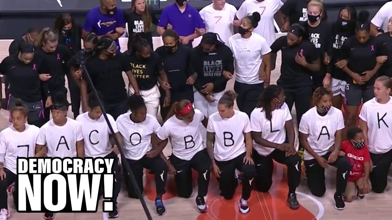 """""""The Games Will Not Go On"""": Pro Athletes Strike for"""