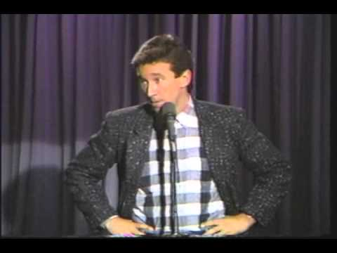 Tim Allen – Stand-Up Comedian (late 1980s)