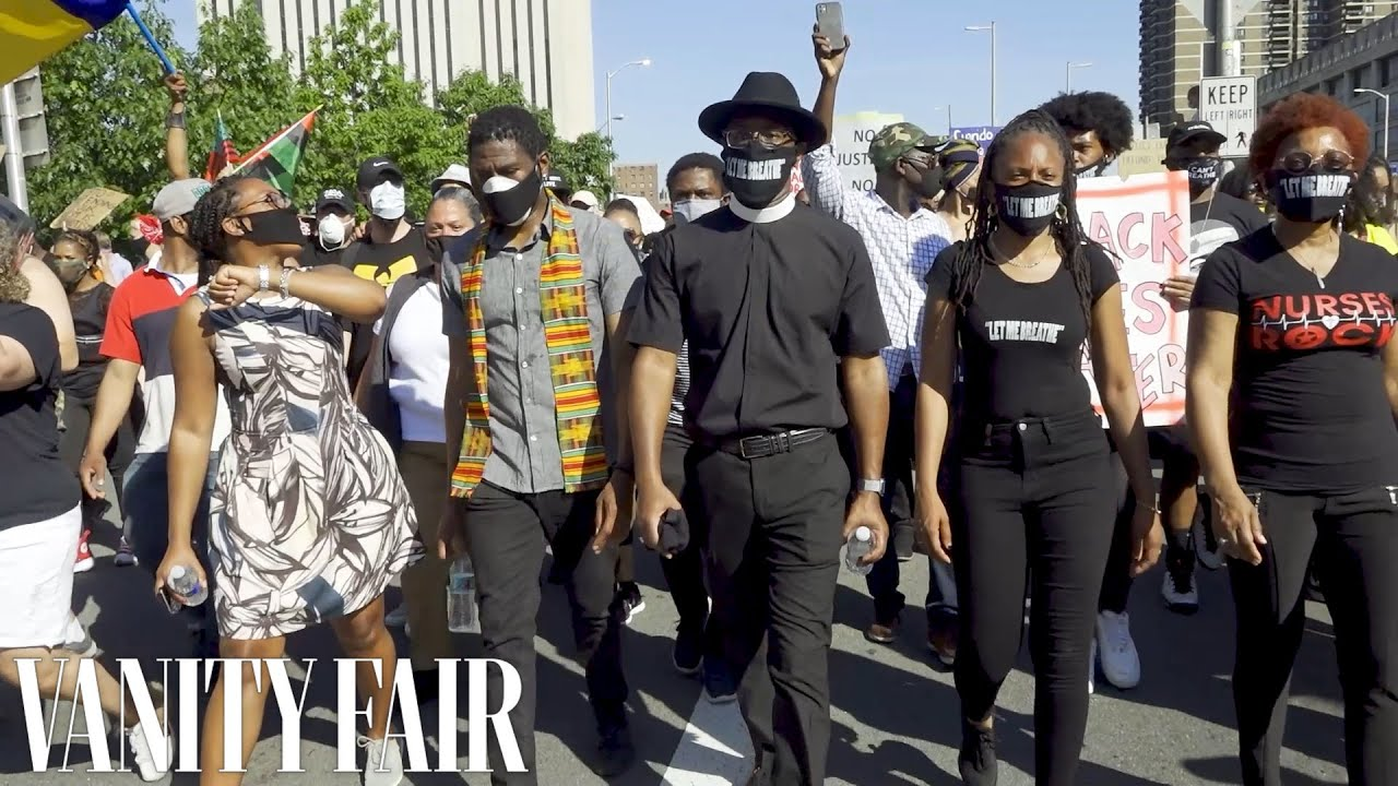 Voices from the Black Lives Matter Protests (A Short Film)