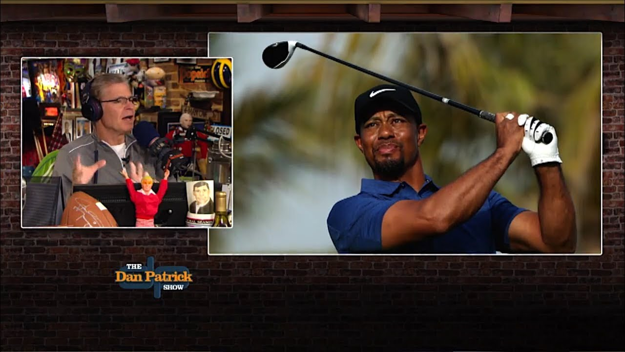 Where's Tiger? Dan Patrick Reacts to The Undefeated's 50 Greatest