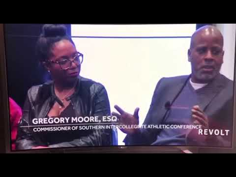 Why Black Athletes should Go to HBCU's – Gregory Moore,