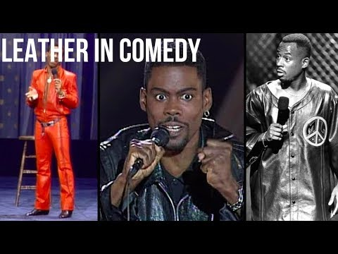 Why Black Comedians Wear Leather – Explained
