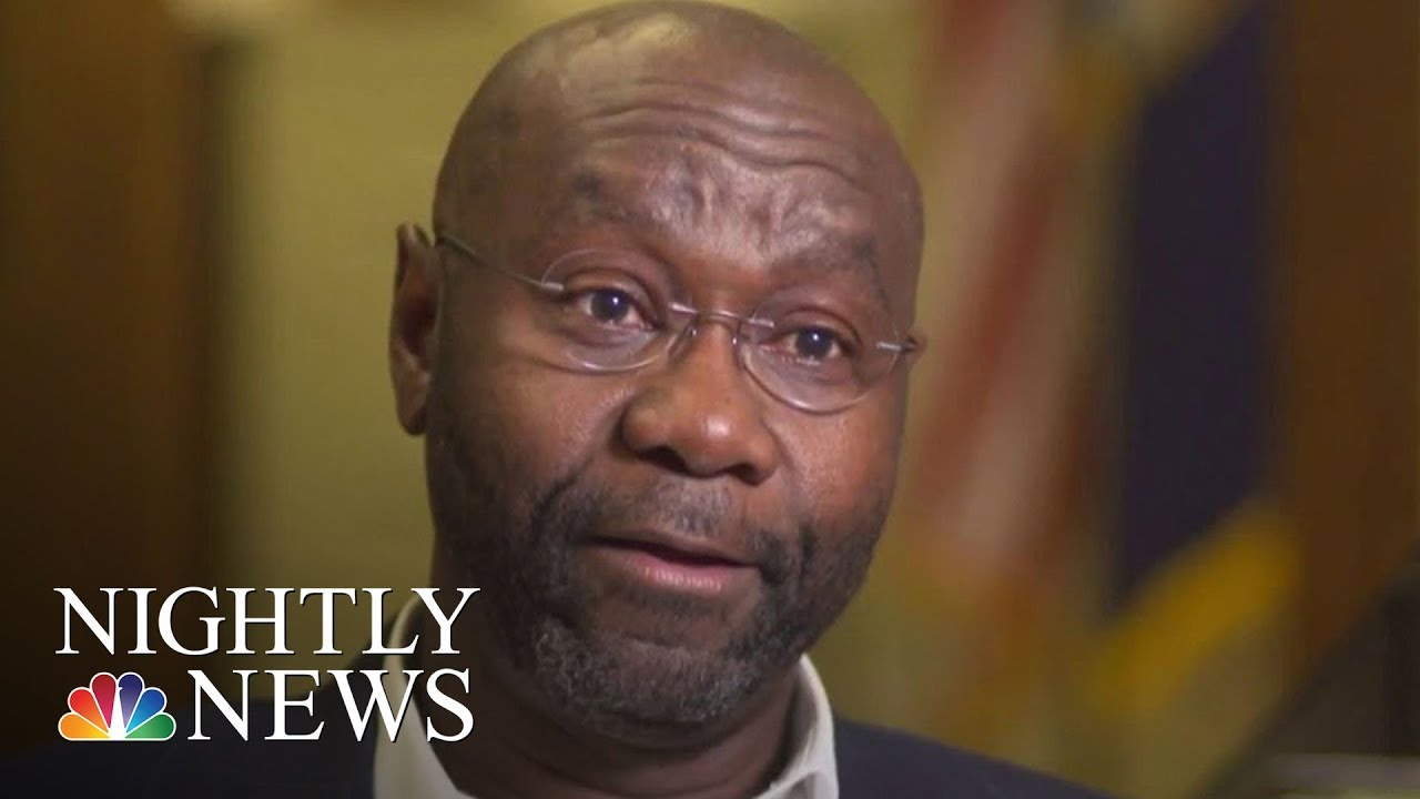 Wilmot Collins Is Montana's First African-American Mayor | NBC Nightly