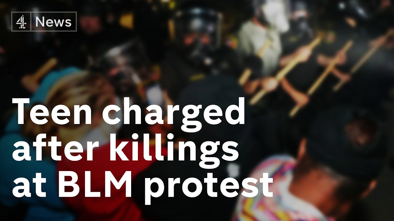Wisconsin: Teenager charged after killings at Black Lives Matter protest