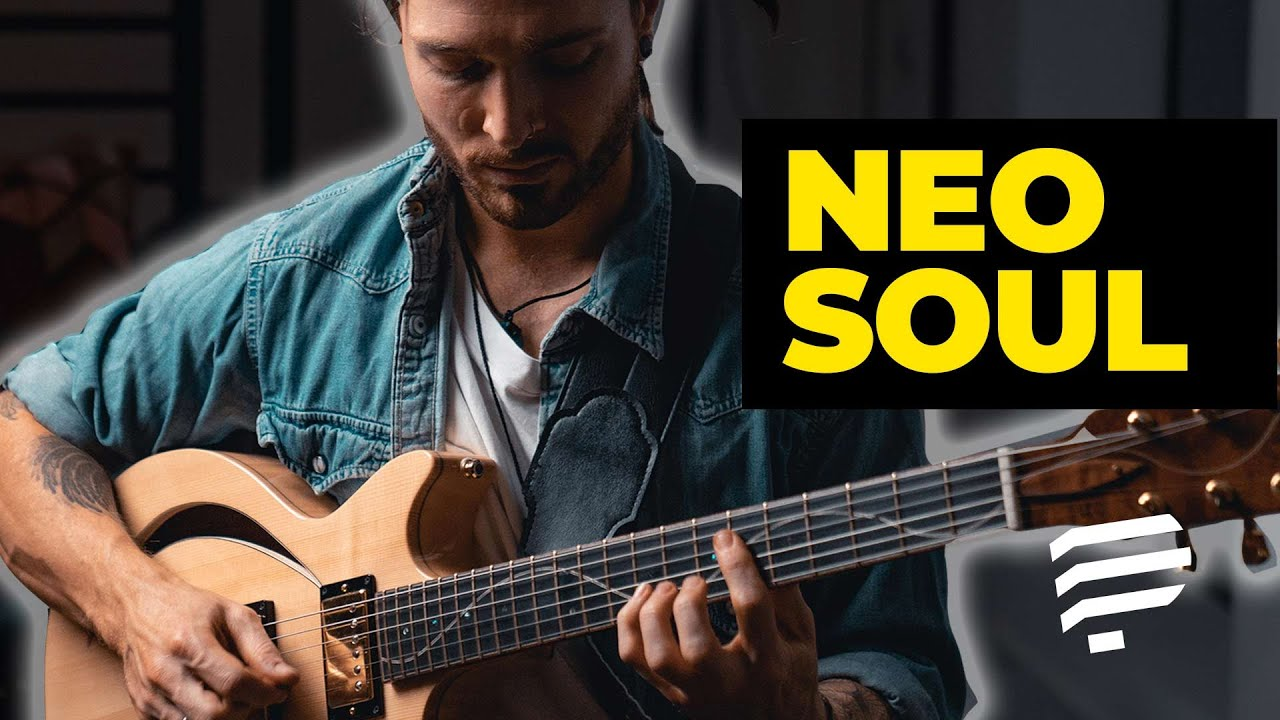 why you should learn triads (NEO SOUL guitar lesson)