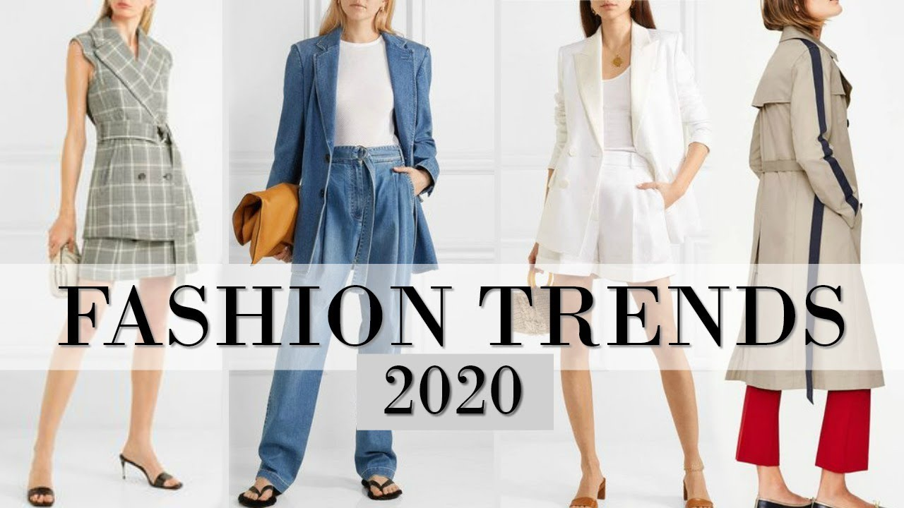 10 Things We'll ALL Be Wearing in 2020 | Fashion