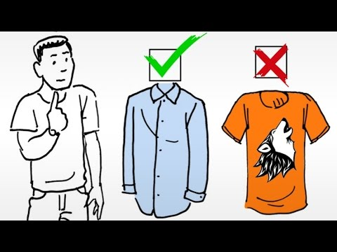 10 Young Man Style Tips | How To Dress Sharp