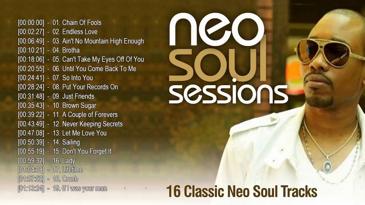 100 Gretaest Neo Soul Songs – Neo Soul Clasic Playlist