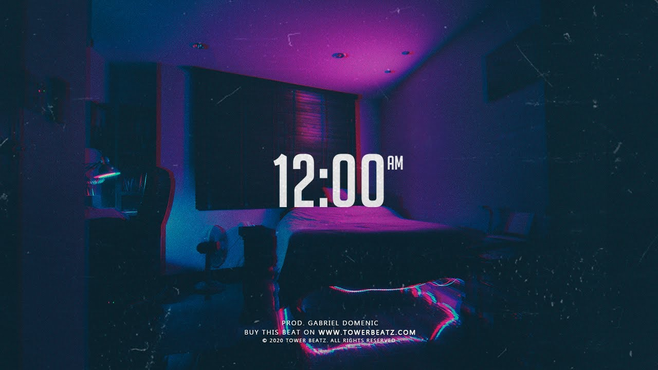 12 AM – Neo Soul / RnB Smooth Trap Beat