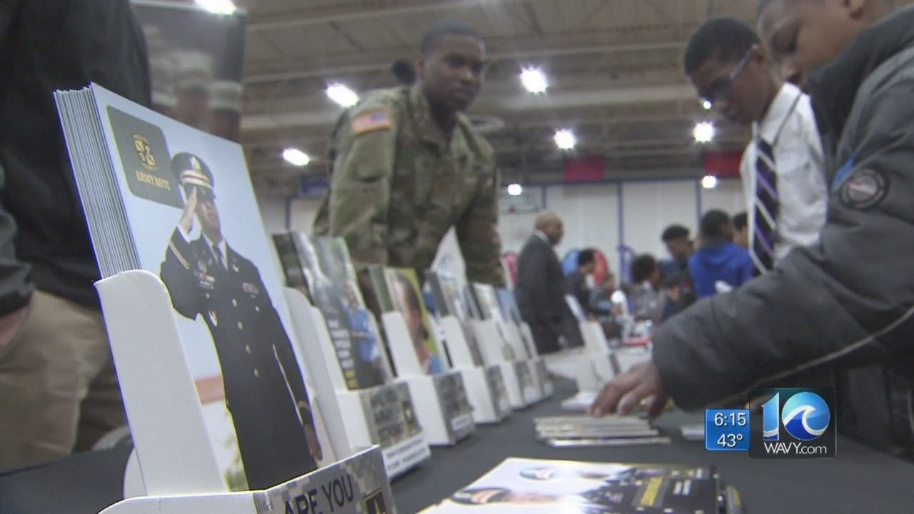 12th annual African-American Male Summit brings in more than 300