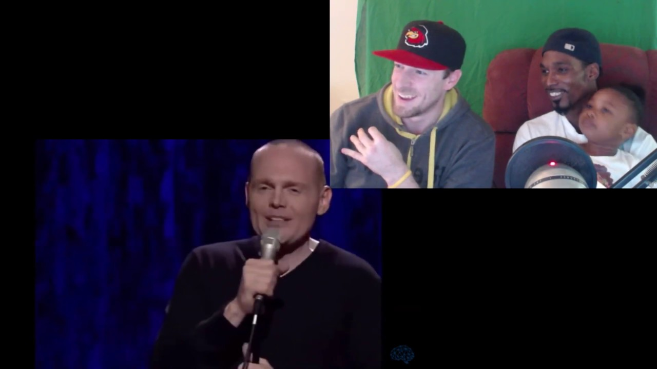 Bill Burr – White vs Black Athletes and Hitler (Reaction)